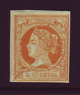 Spain. Sg 64. Mounted Mint.
