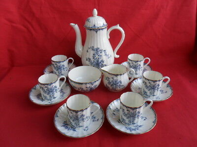 Royal Worcester MANSFIELD - Coffee Set