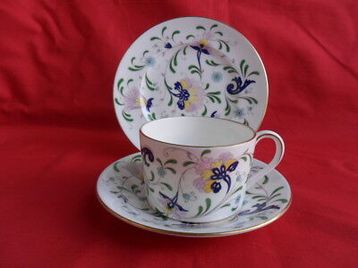 Coalport, PAGEANT, Tea Trio (Teacup, Saucer & Teaplate)
