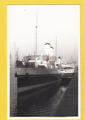 CARDIFF QUEEN 1947 P & A Campbell paddle steamer    -    Photograph