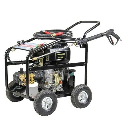 Sip08928 Tempest Tdg1021/250 10Hp Electric Start Diesel 3600Psi Pressure Washer