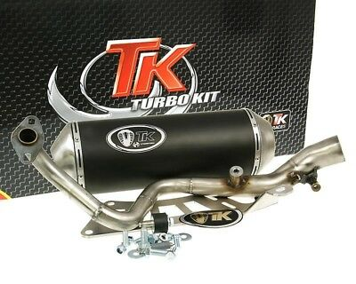 (288,99€/1Stk) AUSPUFF TURBO KIT GMAX 4T  » HONDA PESU.PS 150I PASSION 4T 07- KF