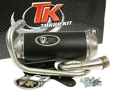 (224,99€/1Stk) AUSPUFF TURBO KIT GMAX 4T  » PIAGGIO LIBERTY 50 + ZIP 50 4T DT AC