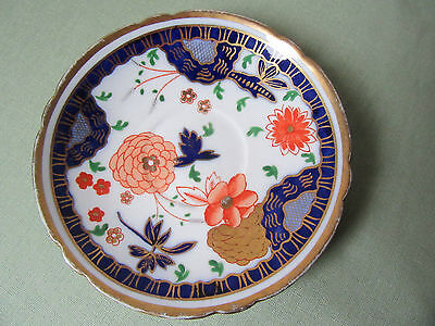 Shelley ornate patterned saucer.
