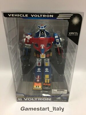 Toynami Voltron Vehicle Vinyl Collection 03 Nuovo New Robot Action Figure Statue