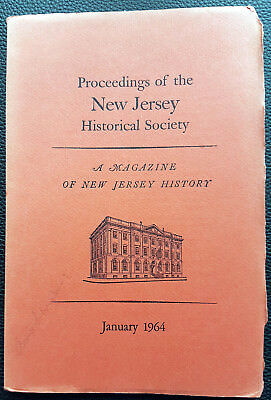 NJHS January 1964: New Jersey Archives Treasures, McCarty Journal