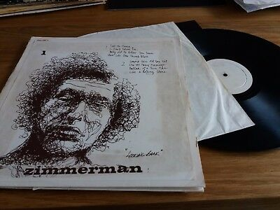 Zimmerman (Bob Dylan) Looking Back - Only 1 Lp