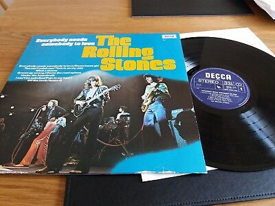 Rolling Stones - Everybody Needs Somebody To Love - Decca - Dutch 6835111 Stereo
