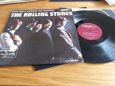 Rolling Stones - England's Newest Hit Makers - London - Ll 3375 - Canadian