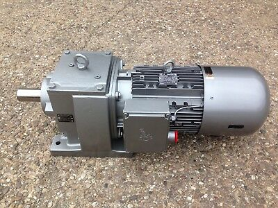 Nord gear motor sk 80 s 4 cus 33211502 0351 used working for Nord gear motor 3d model