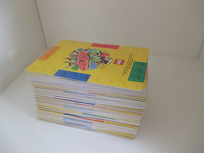 Sainsbury's Lego Cards - Pick up 7 for  £1
