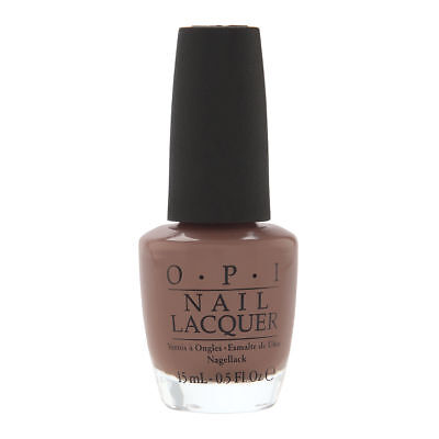 OPI Nail Lacquer Classics Collection NLB85 - Over The Taupe Brand New
