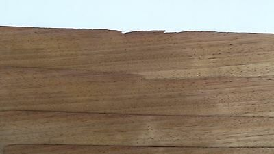 Veneer sheets Marquetry x 8 possibly Ovangol
