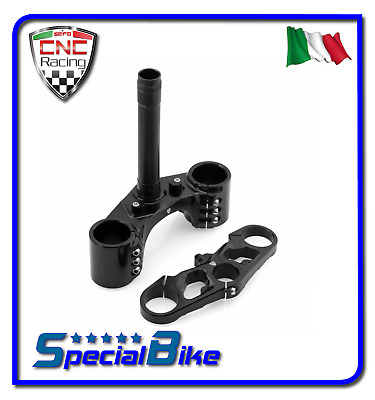 Mv Agusta F3 800 2012 > 2015 Set Piastre Di Sterzo Cnc Racing Ergal Triplo Clamp