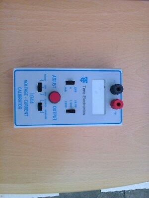 Time Electronics 1044 Current & Voltage Calibrator