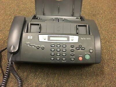HP Fax 1010 series Machine Copier Phone
