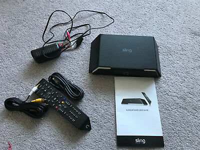 SLINGCATCHER Receiver SC100 - 100 sling media player