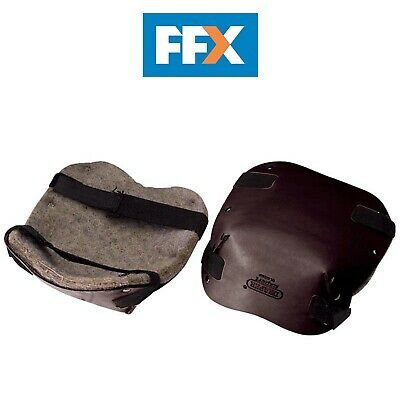Draper KP5 Expert Leather Knee Pads