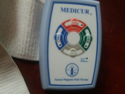 Medicur Natural Magnetic Field Therapy Unit Plus Strap