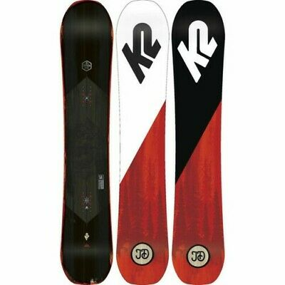 K2 Snowboard - Joy Driver - All Mountain, Freeride, Camber, Directional, 2018
