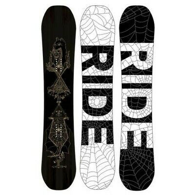 Ride Snowboard - Wild Life - All-Mountain, Directional, Hybrid Camber - 2018