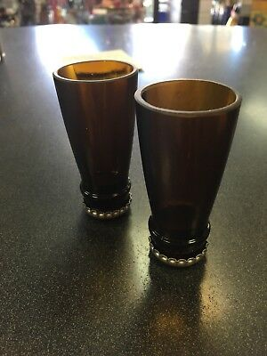 Shot Glasses From Repurposed Beer Bottles by Torched
