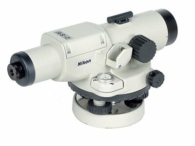 Nikon 34X Automatic Auto Level Model AS-2 HGA24111(Precise Measurements)