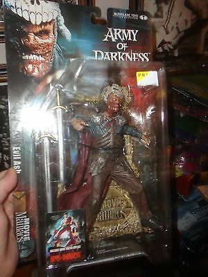 Army Of Darkness Evil Ash From Mcfarlane Movie Maniacs, Unopened
