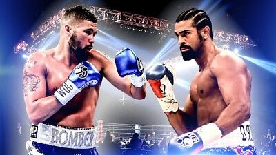 2x Tony Bellew v David Haye rematch Tickets
