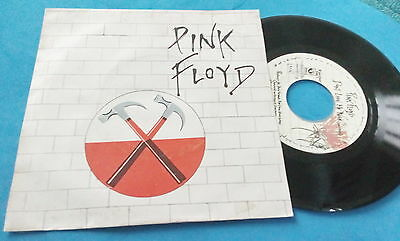 Portuguese 7 Single Pink Floyd Run Like Hell / Don't Leave Me Now  Portugal