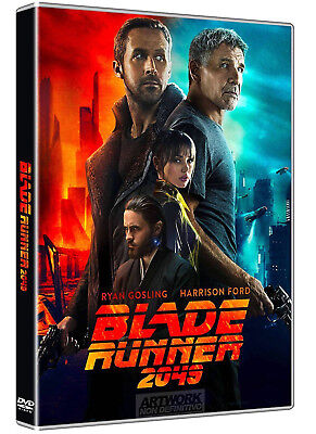 BLADE RUNNER 2049 (DVD) Harrison Ford, Ryan Gosling, Jared Leto, In Pren.