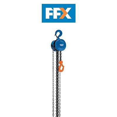 DRAPER 26164 Expert 0.5 tonne Manual Chain Hoist (Chain Block)