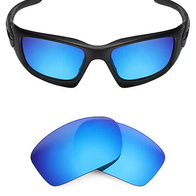 7fbd2ab4d47 Mryok POLARIZED Replacement Lens for-Oakley Scalpel Sunglasses Ice Blue