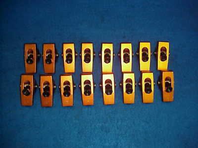 Used Big Block Chevy Harland Sharp Roller Rocker Arms 1.7 & 1.8 Ratio Bbc