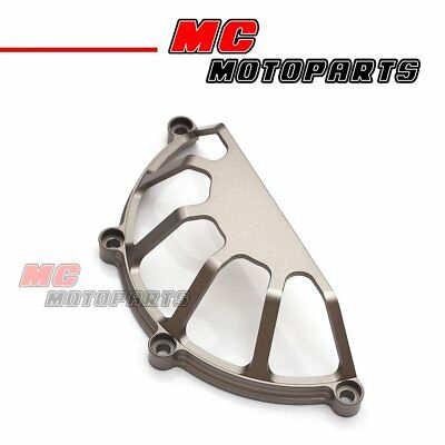 Titanium Half Billet Clutch Cover For Ducati 748 749 999 1098 1198 S R CC45