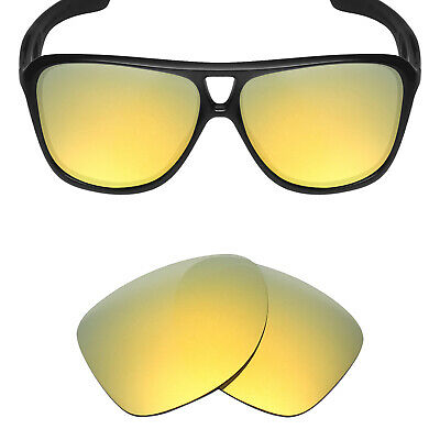 a949b81a809 Mryok POLARIZED Replacement Lens for-Oakley Dispatch 2 Sunglass 24K Gold