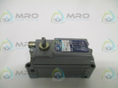 Square D 9007-Aw-12  Ser.c Limit Switch *used*
