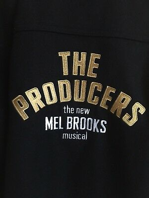Rare Broadway Show Crew Jacket from Mel Brooks' 'The Producers'