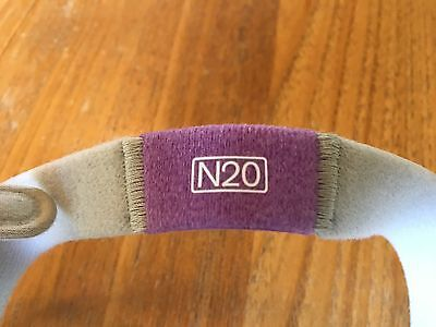New ResMed N20 Headgear Replacement Purple