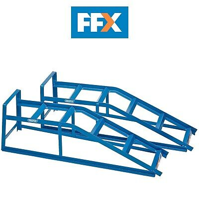 DRAPER 23216 2 tonne Car Ramps (Pair)
