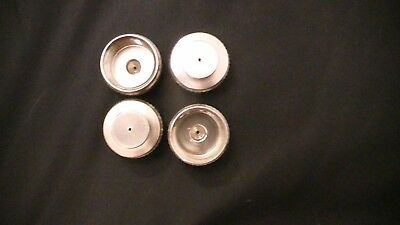 Aluminum Threaded Protector/Saver for HPA/CO2 Tanks (Lot of 4)