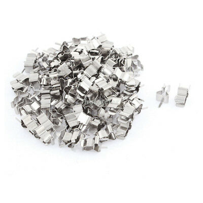 H● 100Pcs 5x 20mm Glass Ceramic Tube Quick Fast Blow Fuse Clips Holder