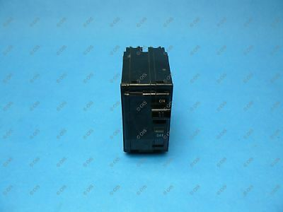 Square D QO220 Circuit Breaker 2 Pole 20 Amps 120/240 VAC Black Face w/Visi-Trip