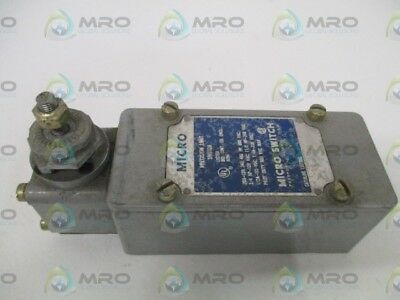 Microswitch 51Ml1 Limit Switch (Grey) *used*
