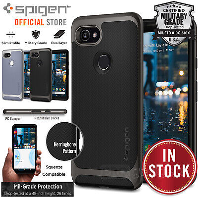 Google Pixel 2 XL Case,Genuine SPIGEN Neo Hybrid Dual Layer Bumper Cover