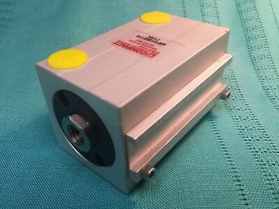"Compact Air Products ABFH138X114 Air Cylinder 1-3/8"" Bore 1-1/4"" Stroke 1/8 NPT"