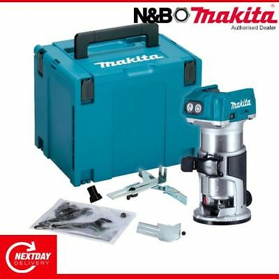 Makita 18volt Brushless Cordless Router/Trimmer (Body Only) with case DRT50ZJ