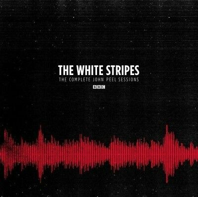 The White Stripes-The Complete John Peel Sessions (Farbiges Vinyl) Vinyl Lp New+