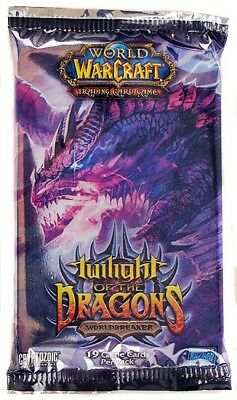 WoW -  Twilight of Dragons Booster - Warcraft - Loot Chance - english