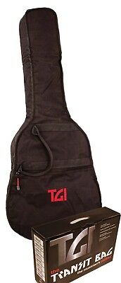 TGI Gigbag Transit Series 4316 Suitable For Most Jumbo Sized Acoustic Guitars